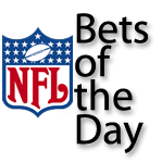 NFL Bets of the Day – November 18th, 2018