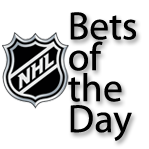 NHL-BetsOfTheDay